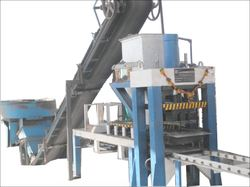 Fly Ash Brick Making Machine - Model FAL G 06