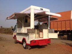 fast food van on tata ace bus bodies