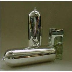 Dew Dewar Flask- Borosilicate /Silvered Liquid Nitrogen Flask