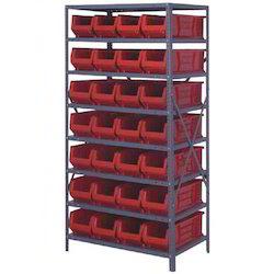 Storage Bins Rack