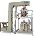 Multihead Weigher With Pouch Packing Machine