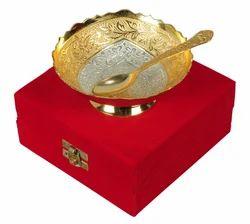 Designer Brass Bowl