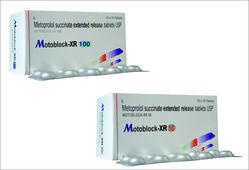 Metoprolol Succinate Extended Realease Tablets