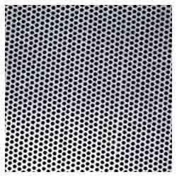 Perforated Galvanized Metal Sheet