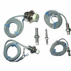 Inductive And Capacitive Proximity Sensors