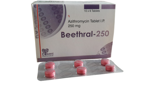 Can azithromycin 250 mg tablets be chewed