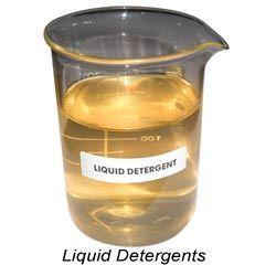 Liquid Detergents