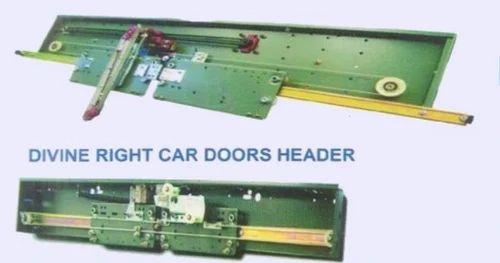 Elevator Door Header