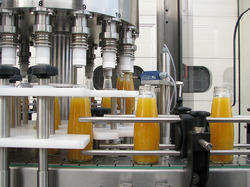 Natural Juice Filling Machine