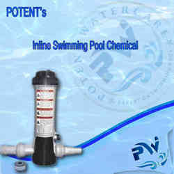 Swimming Pool Chemical Dispensers