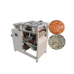 Groundnut Shell Remover Machine