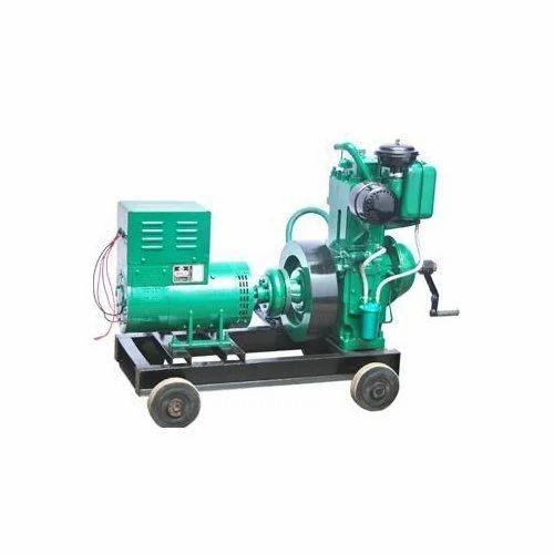 Water Sensor Diesel Generator