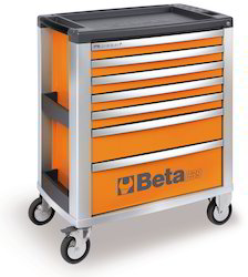 Containers Assortments Tool Trolley
