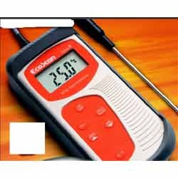 Economy Hand-Held Temperature Meter