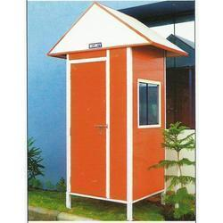 Prefab Readymade Solutions Steel Insulated Cabin