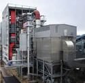 Industrial Effluent Based Biogas Power Plant