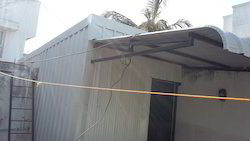 Residensial Roofing Structures PEB