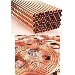 Copper Pipes Coils
