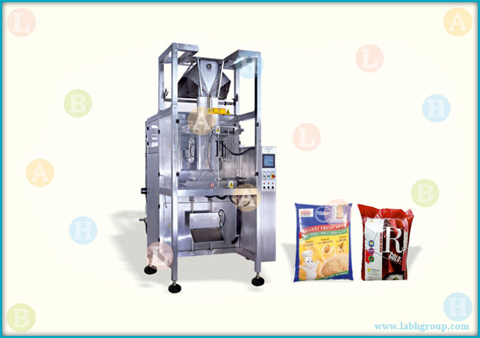 Automatic Large Bag Packaging Equipment for Powder