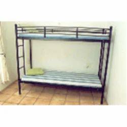 Steel Metal Powder Coated Kids Bunk Bed