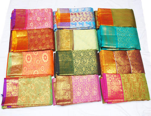 Pure Silk Kanchipuram Sarees Kanchipuram Silk Saree