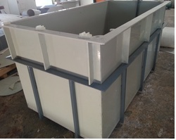 Pickling Tank Fumes Hoods and Scrubber System