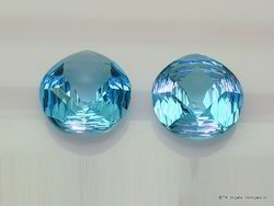 Fancy Sky Blue Topaz