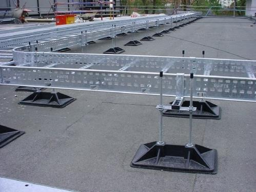 Cable Tray Support Structure Saral Industries