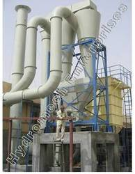 Multi Cyclone Dust Collector System