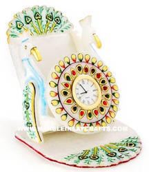 Marble Painting Mobile Holder