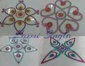 Decorative Rangoli Designs
