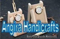 Angira Handicrafts Exporter Of Pen Stand Metal Handicrafts From