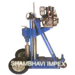 core drilling machine motorised