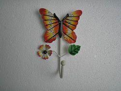 Iron Butterfly Wall Hook