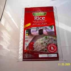 Rice Packaging Bags