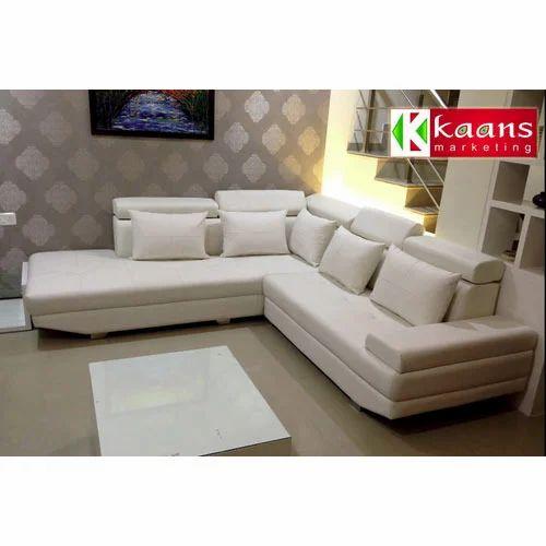 Long Corner Sofa