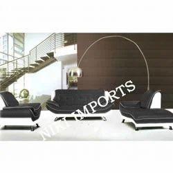 Stylish Imported Sofa Set - Rexine
