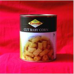 Canned Cut Baby Corn