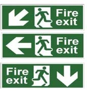 Fire Signages