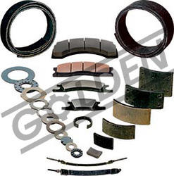 Friction Linings For Clutches & Brakes