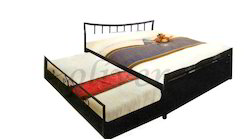 Storage Bed with Sidebed