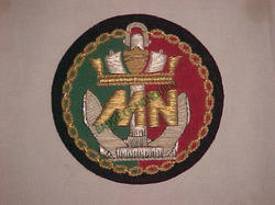 Royal Merchant Navy Blazer Badges