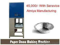 fully automatic dona making machine single die
