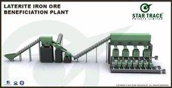 Laterite Iron Ore Beneficiation Plant