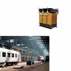 Transformers for Railway Industry
