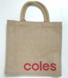 Coles Jute Bag