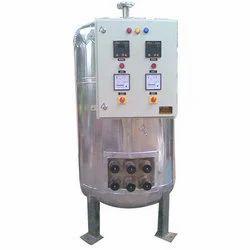 Hot Water Generator & Heat Exchanger