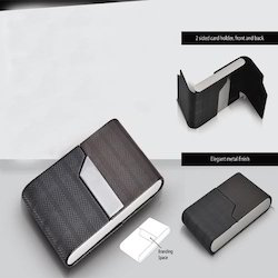 Double Sided Vertical Card Holder
