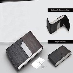 Business card holder importer from new delhi double sided vertical card holder colourmoves