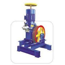Horizontal Traction Machine